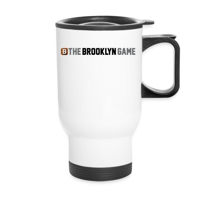 The Brooklyn Game Travel Mug
