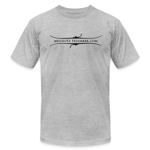 Absolute Telemark T-shirt - Men's Fine Jersey T-Shirt