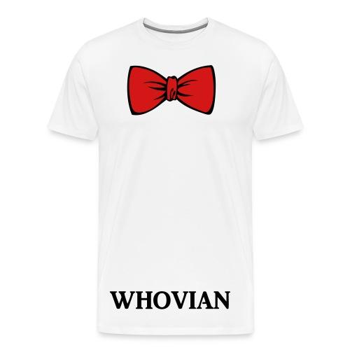 Doctor Who Fan's Shirt - Men's Premium T-Shirt