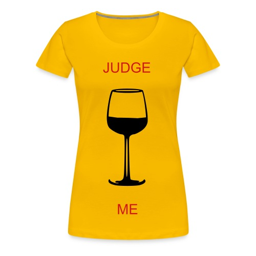 WINERY - Women's Premium T-Shirt