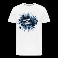 T-Shirts ~ Men's Premium T-Shirt ~ Together to we Rise Stars