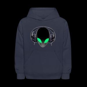 Alien DJ in Headphones Simplified Fit All (QPA)
