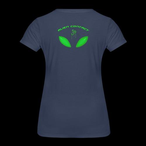 Alien Contact Music Lover DJ - Women's Premium T-Shirt