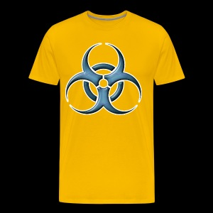 Bio-hazard Stylized  - Men's Premium T-Shirt