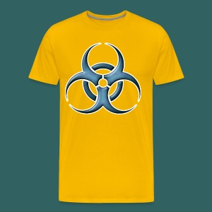 Bio-hazard Stylized  - Men's Premium T-Shirt