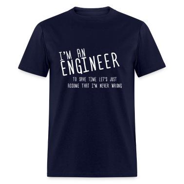 i'm an enginer