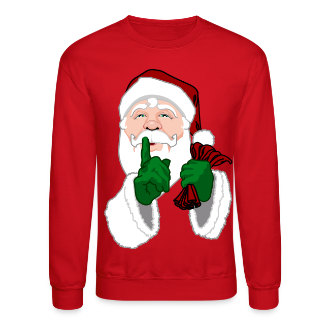 santa sweatshirt festive christmas sweaters