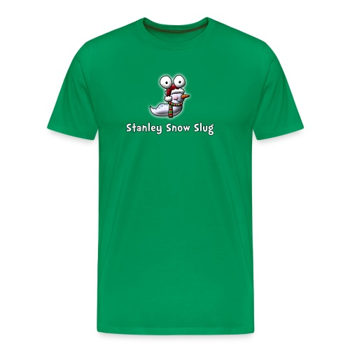 Stanley Snow Slug Tee - Men's Premium T-Shirt