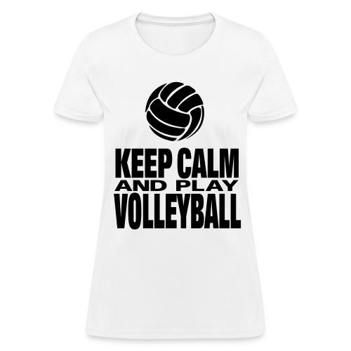 Keep calm! - Women's T-Shirt