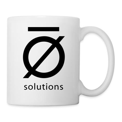 Silent O Mug - Coffee/Tea Mug