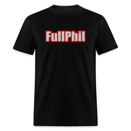 FullPhil logo - T-shirt pour hommes