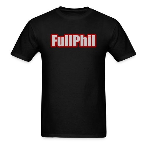 FullPhil logo - Men's T-Shirt