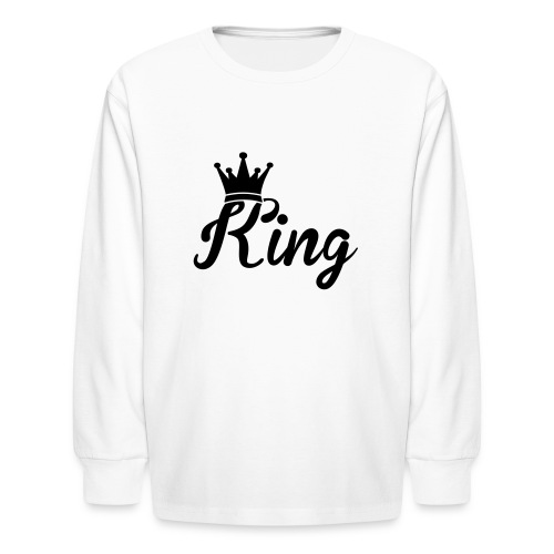 IAMKING - Kids' Long Sleeve T-Shirt
