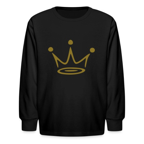 ROYALTY - Kids' Long Sleeve T-Shirt