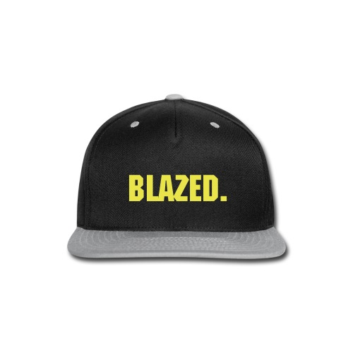 Blazed. Snapback - Snap-back Baseball Cap