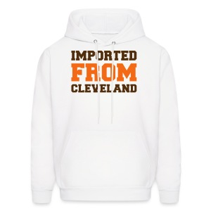 IMPORTED FROM CLEVELAND - Men's Hoodie