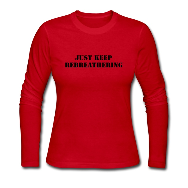 Ladies Long Sleeve Rebreathering Shirt