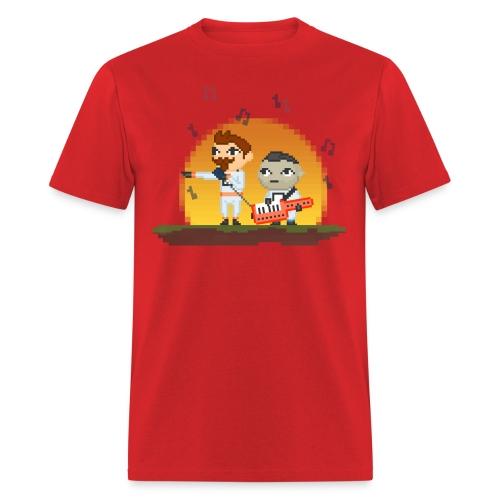 Big Girl - Sipsco Band - Men's T-Shirt