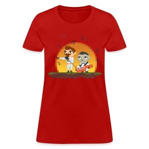 Big Girl - Sipsco Band - Women's T-Shirt