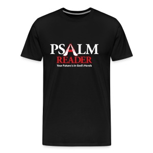 Psalm Reader Shirt - Men's Premium T-Shirt