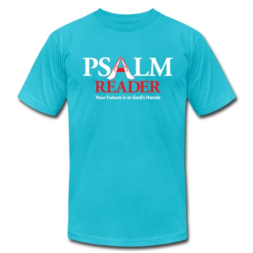 Psalm Reader Shirt - Men's  Jersey T-Shirt