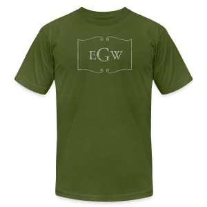 EGW - Men's Dark - Men's T-Shirt by American Apparel