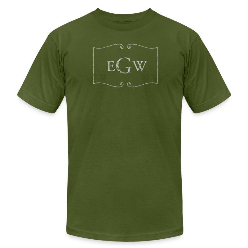 EGW - Men's Dark - Men's Fine Jersey T-Shirt
