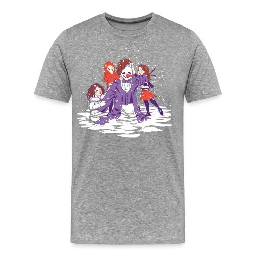 Men's Snow Doctor Tee - Men's Premium T-Shirt