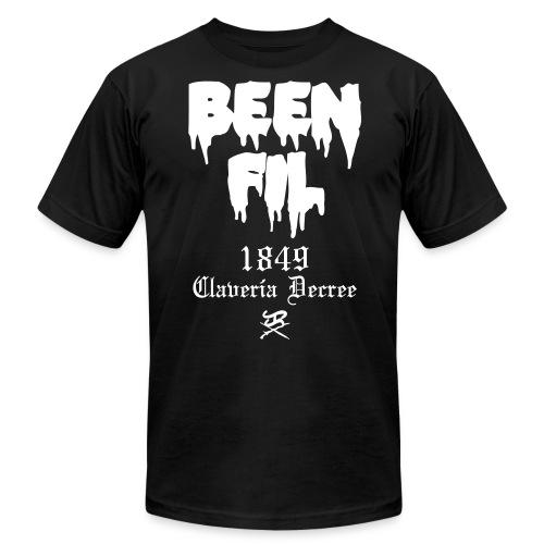 Been Fil shirt - Men's Jersey T-Shirt