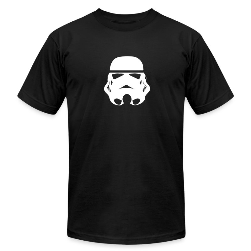 Stormtrooper - Men's T-Shirt by American Apparel