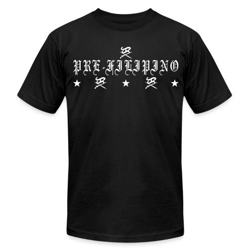 PreFilipino shirt - Men's Jersey T-Shirt