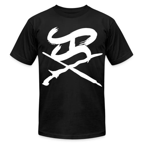 Ka logo shirt - Men's Fine Jersey T-Shirt