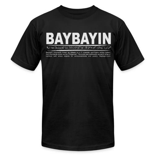 Baybayin shirt - Men's Fine Jersey T-Shirt