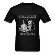 T-Shirts ~ Men's T-Shirt ~ Obamacare Men's T Shirt