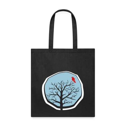 Winter Tree Tote - Tote Bag