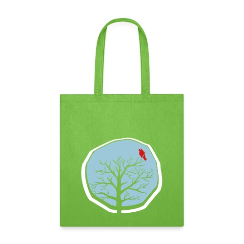 Winter Tree Tote - Tote Bag