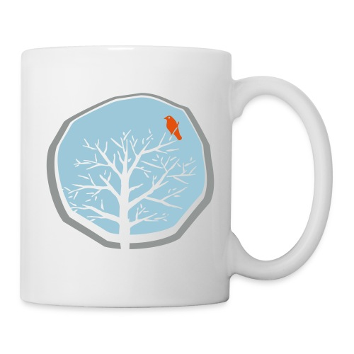 Qinter Tree Mug - Coffee/Tea Mug