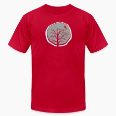 Winter Tree Men's Tee