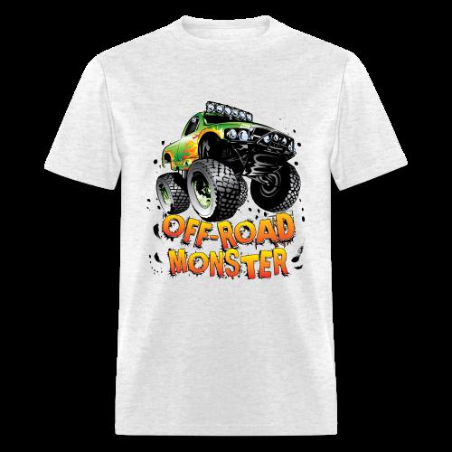 Off-Road Monster Truck - Men's T-Shirt