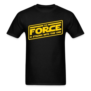 The Force (Men's Tee) - Men's T-Shirt