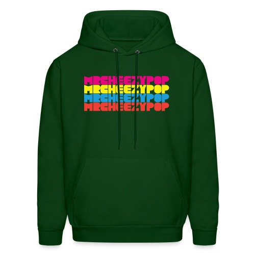 Men's mrcheezypop Hoodie - Men's Hoodie