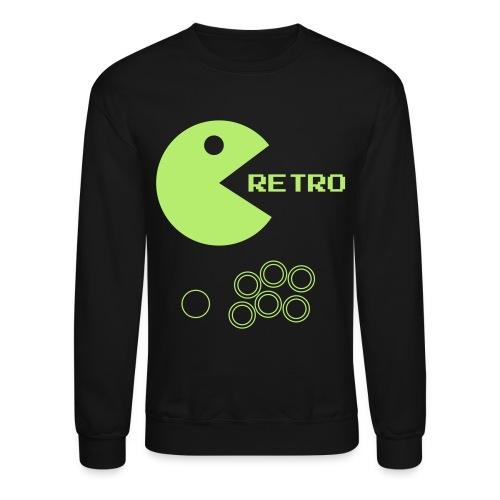 PACMAN RETRO SWEATSHIRT  - Crewneck Sweatshirt