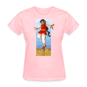 Women's Tee: The Scarecrow - Women's T-Shirt