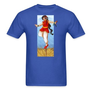 Men's Tee: The Scarecrow - Men's T-Shirt