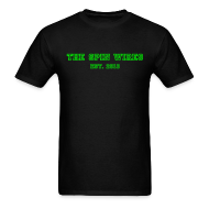T-Shirts ~ Men's T-Shirt ~ The Classic Spin Wires' T-Shirt