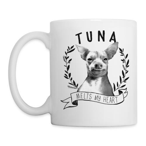 Tunameltsmyheart Crest Mug - Coffee/Tea Mug