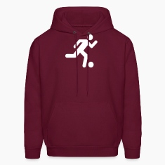 Soccer icon Hoodies