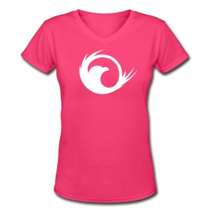 Womens - V-Neck - Women's V-Neck T-Shirt