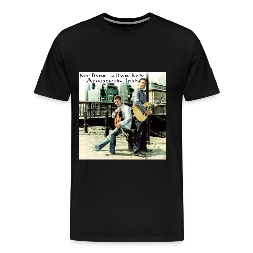 Mens Premium T-Shirt 3XL 4XL - Men's Premium T-Shirt