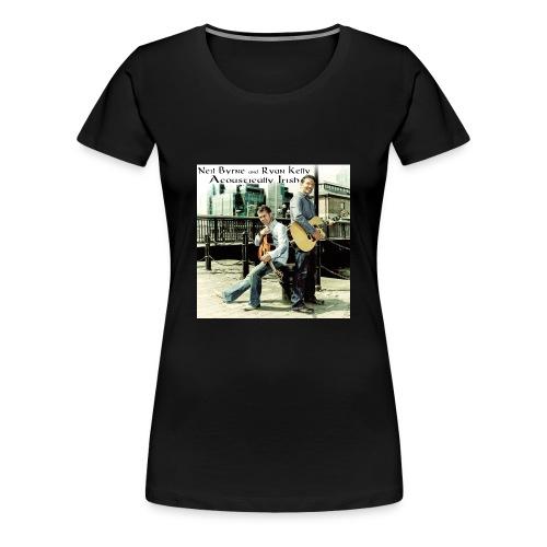 Womens Album Premium T-Shirt Up To 3XL - Women's Premium T-Shirt